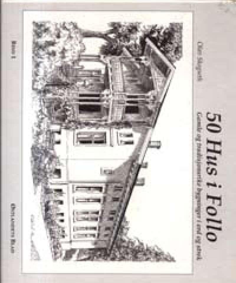 50 hus i Follo - Bind 1