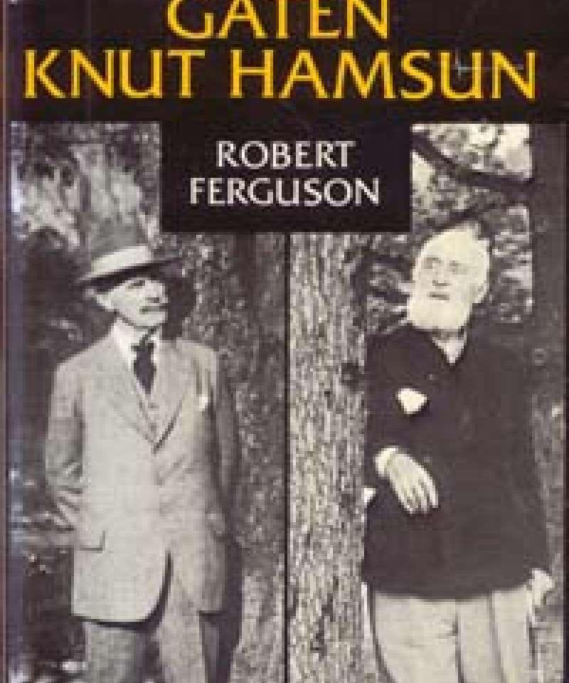 Gåten Knut Hamsun
