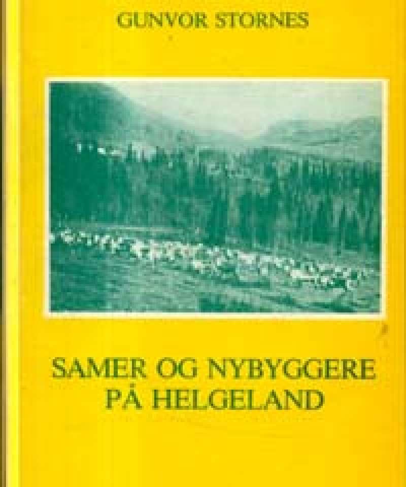 Samer og nybyggere på Helgeland