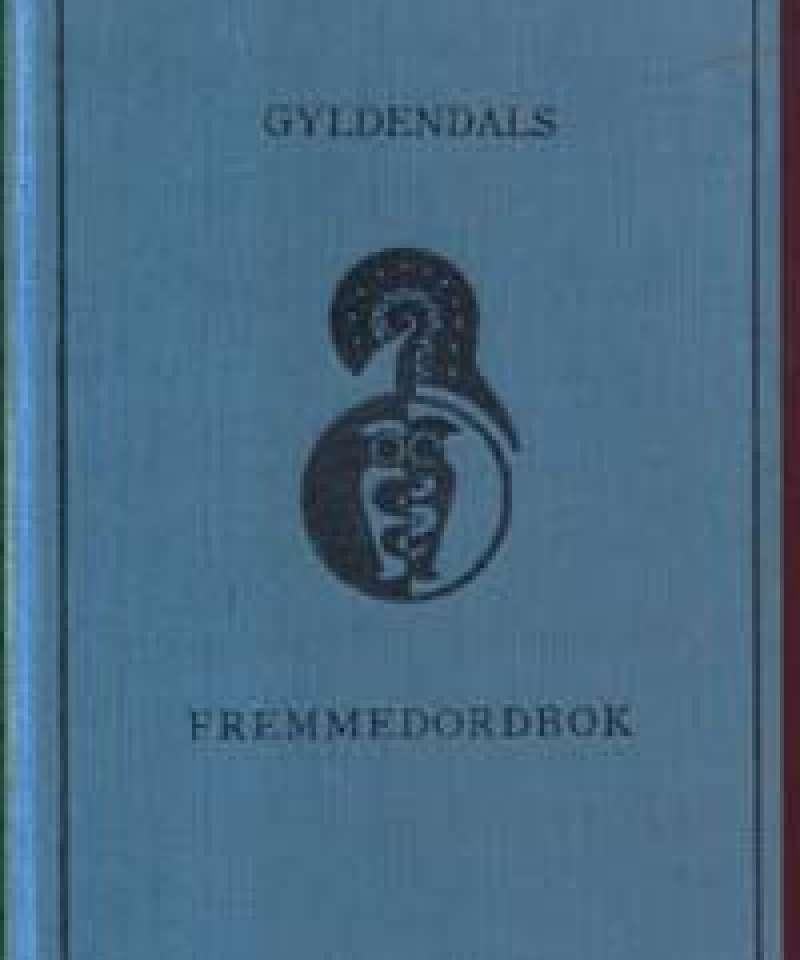 Gyldendals fremmedordbok