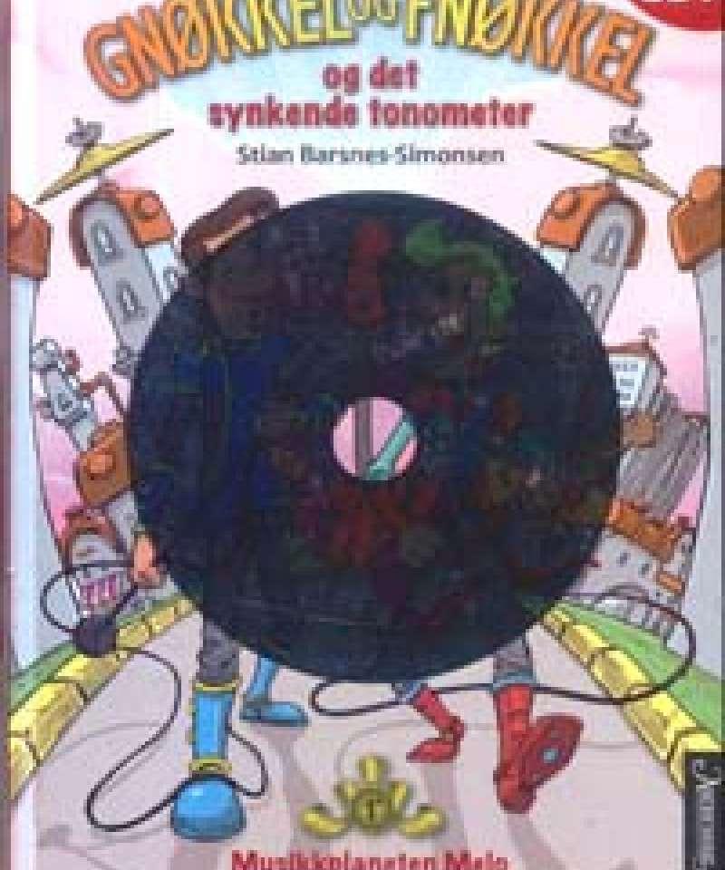 Gnøkkel og Fnøkkel og det synkende tonometer