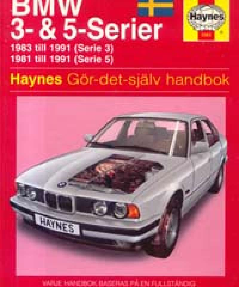 BMW 3- & 5-serier