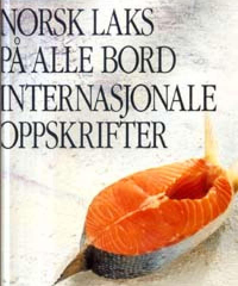 Norsk laks på alle bord