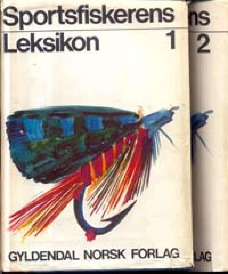 Sportsfiskerens leksikon 1-2