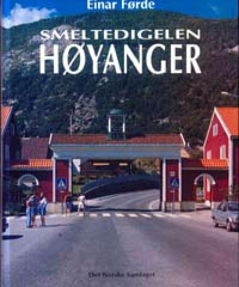 Smeltedigelen Høyanger