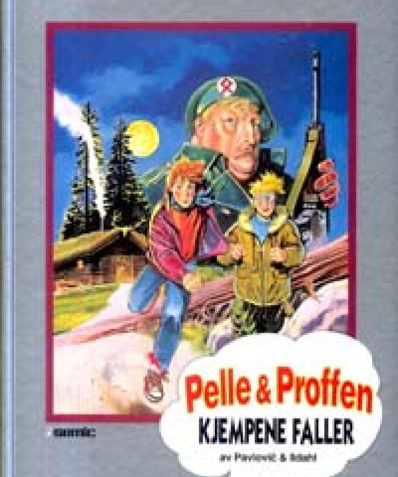Pelle & Proffen - Kjempene faller