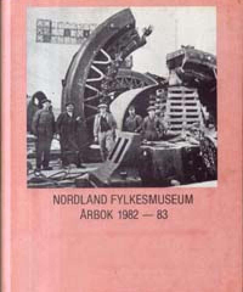 Nordland Fylkesmuseum Årbok 1982-83