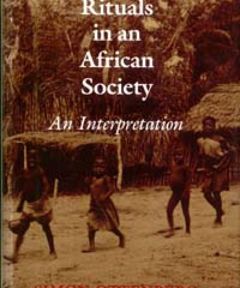 Boyhood Rituals in an African Society