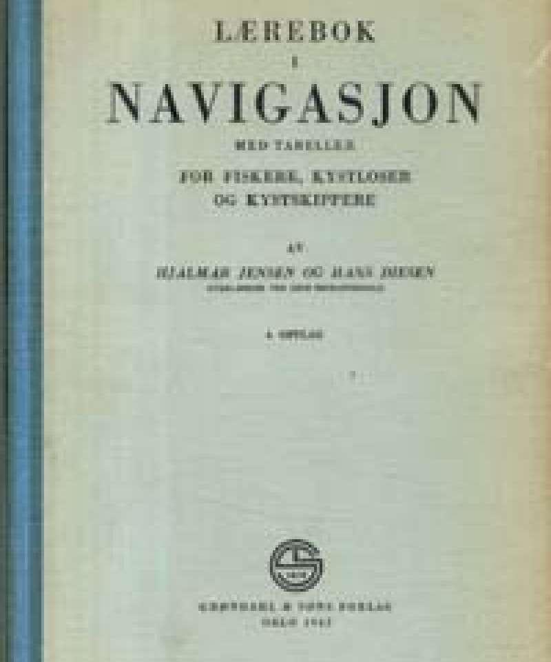 Lærebok i Navigasjon med tabeller