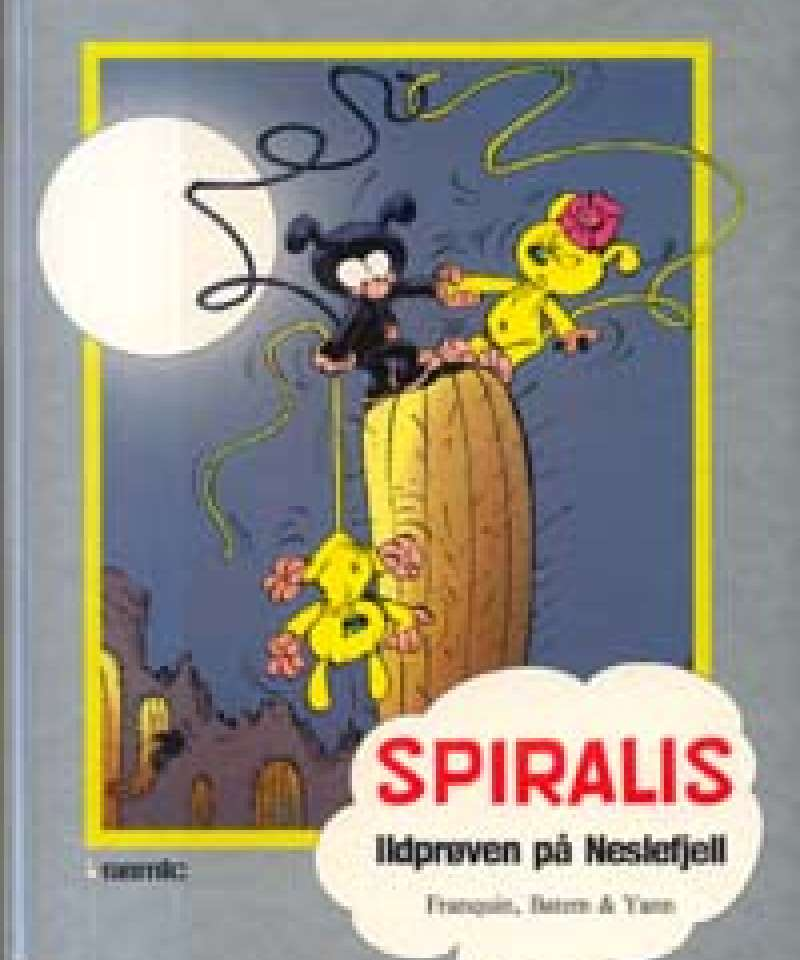Spiralis - Ildprøven på Neslefjell