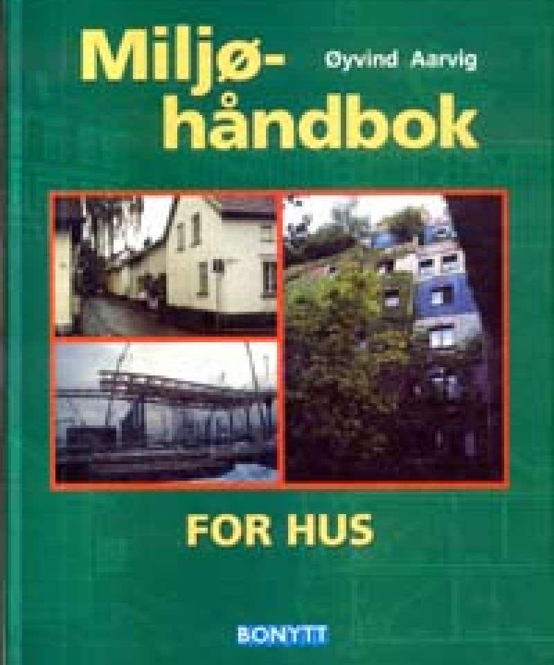 Miljøhåndbok for hus