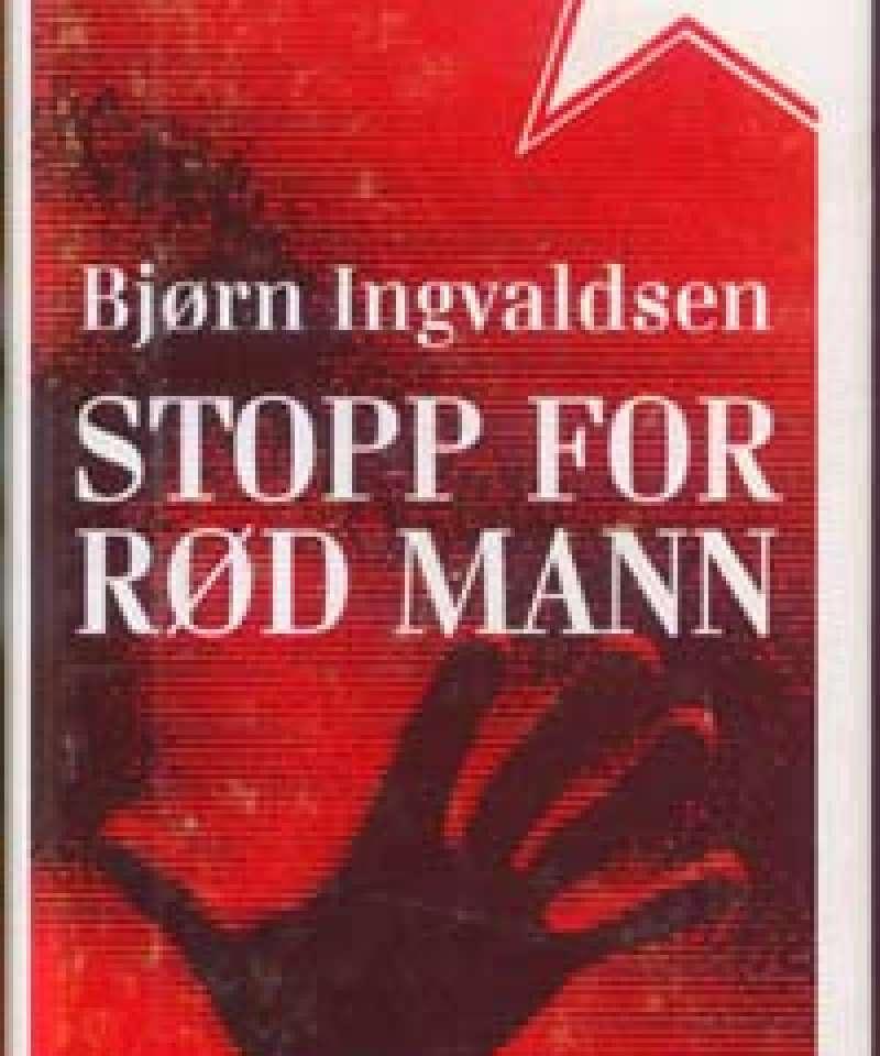 Stopp for rød mann