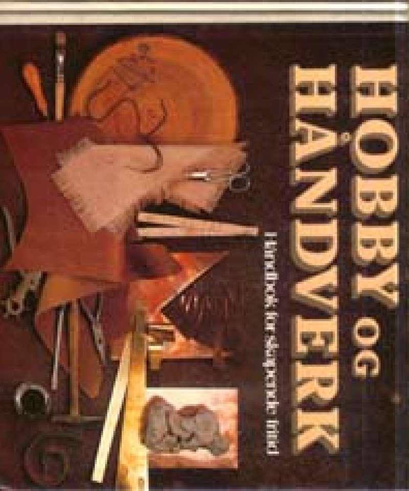 Hobby og håndverk