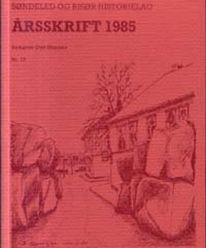 Årsskrift 1985