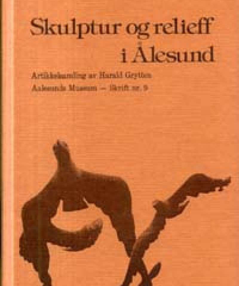 Skulptur og relieff i Ålesund