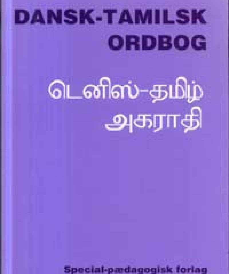 Dansk-Tamilsk ordbog