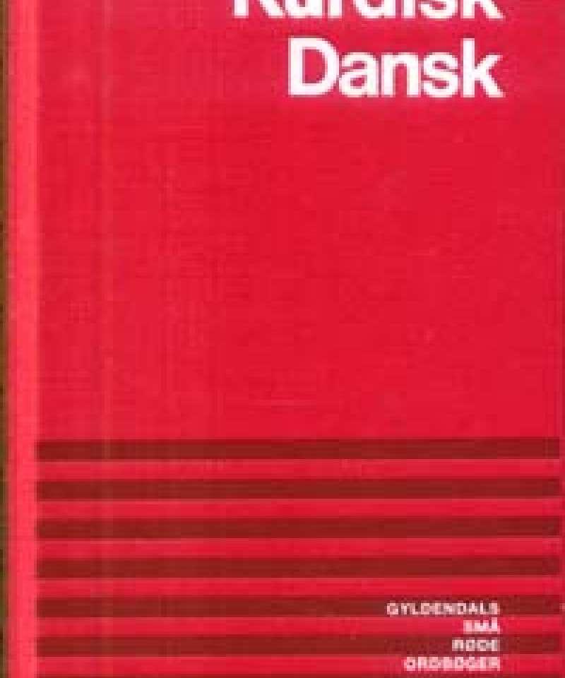 Kurdisk-Dansk Ordbog