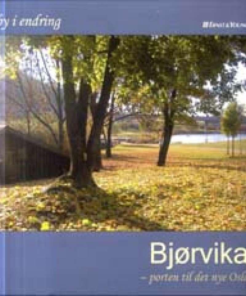 Bjørvika - porten til det nye Oslo