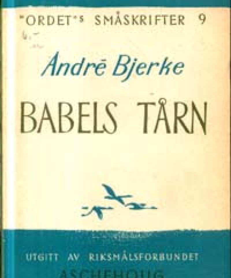 Babels tårn
