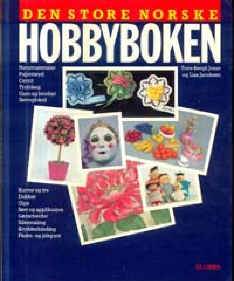 Den store Norske hobbyboken