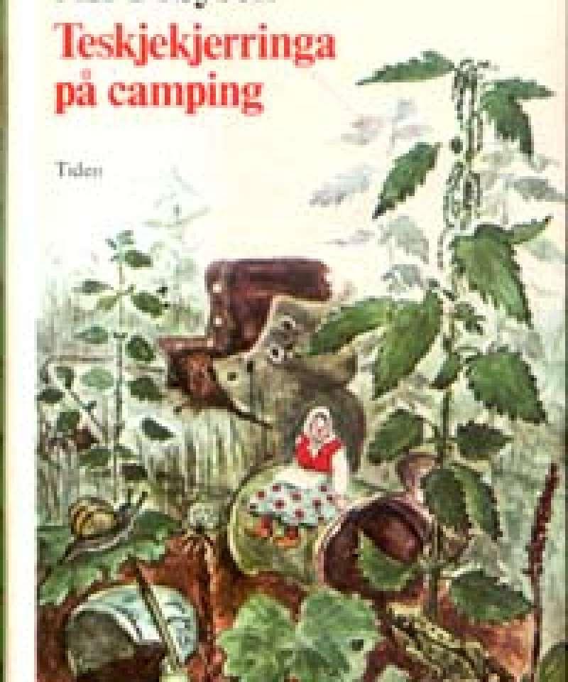 Teskjekjerringa på camping