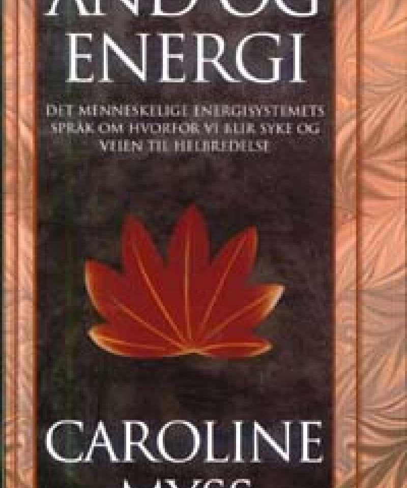 Ånd og energi
