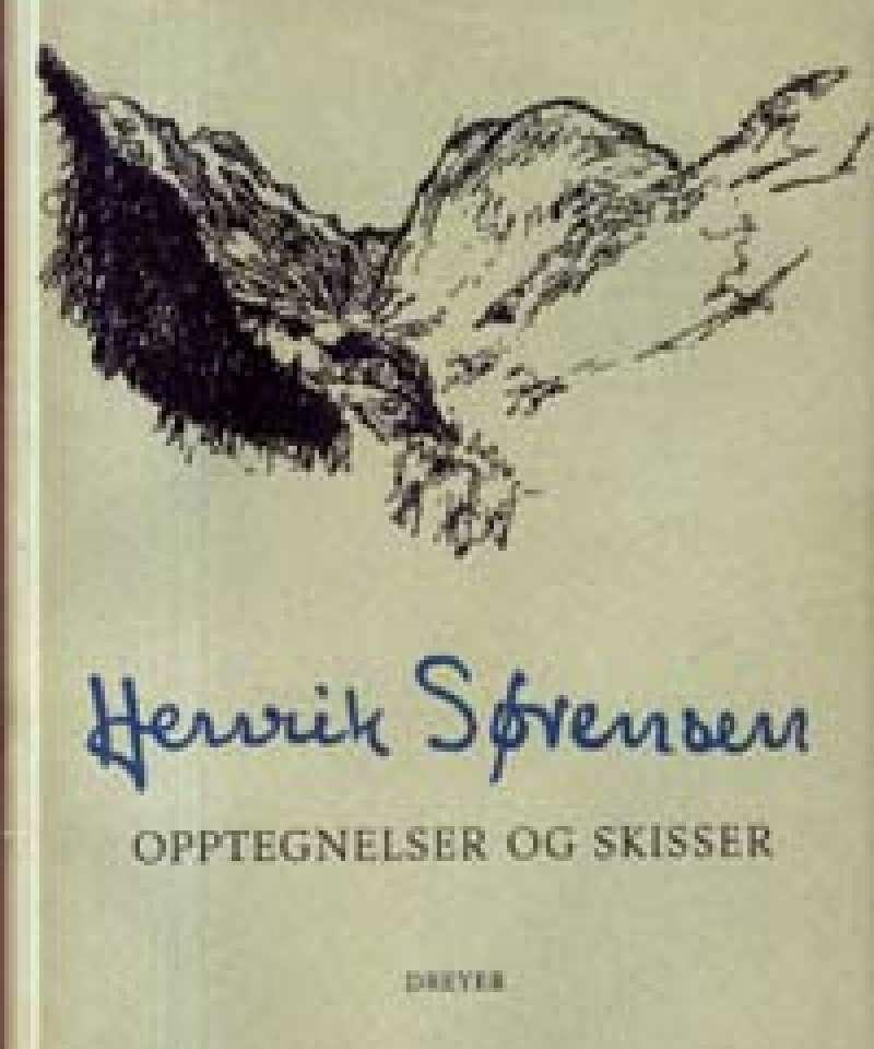 Opptegnelser og skisser (Henrik Sørensen)