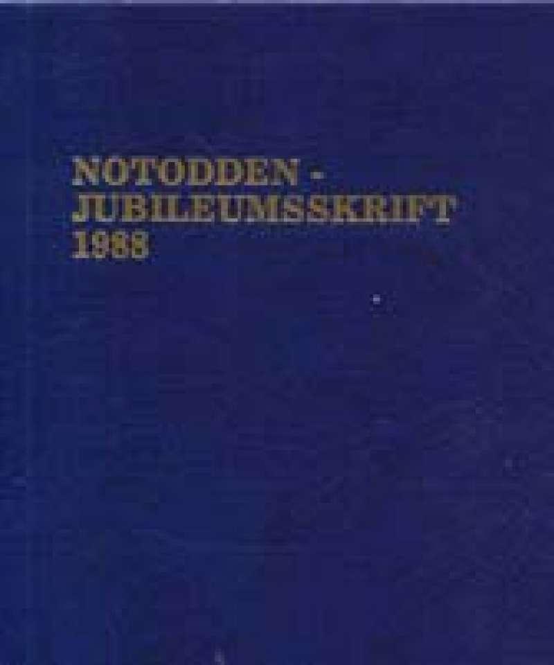 Notodden - Jubileumsskrift 1988
