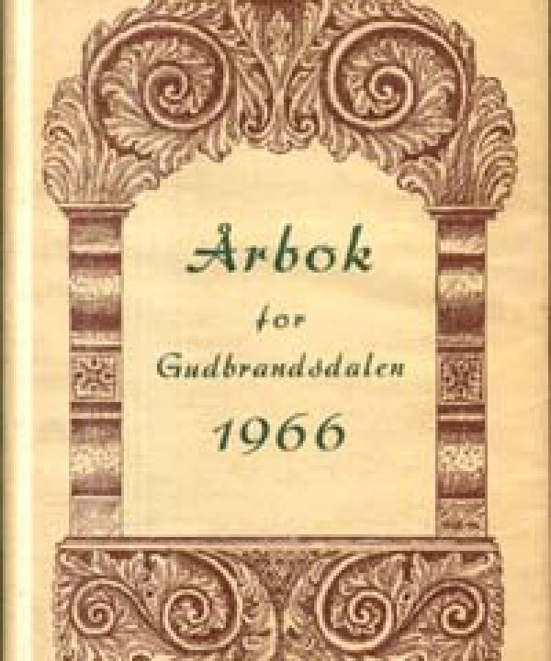 Årbok for Gudbrandsdalen 1966