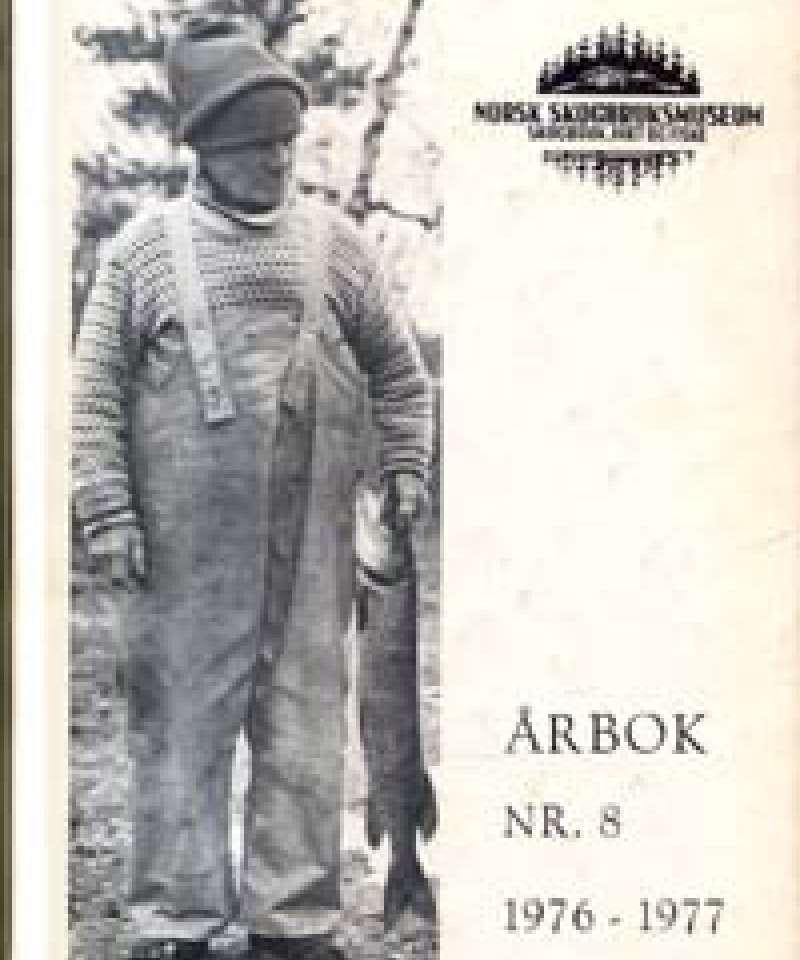 Årbok for Norsk Skogbruksmuseum - Skogbruk, jakt og fiske