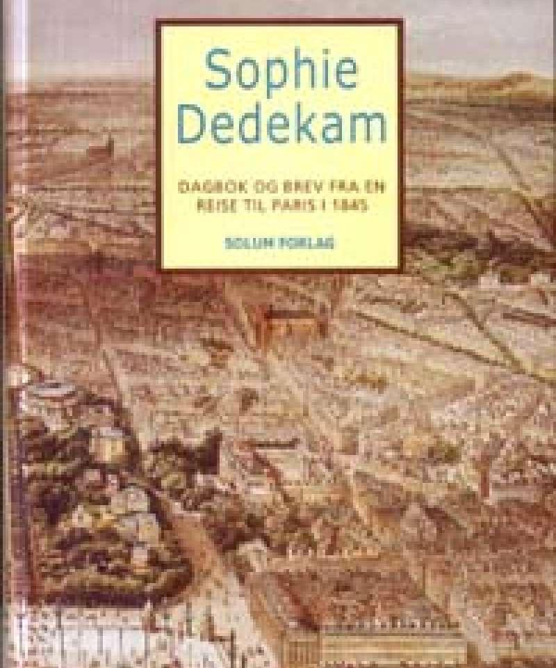Sophie Dedekam