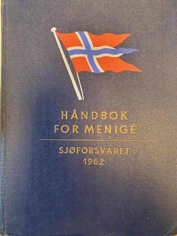 Håndbok for menige i Sjøforsvaret
