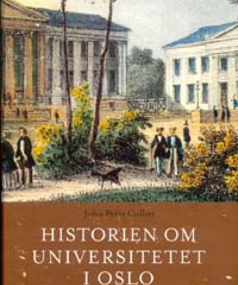 Historien om Universitetet i Oslo