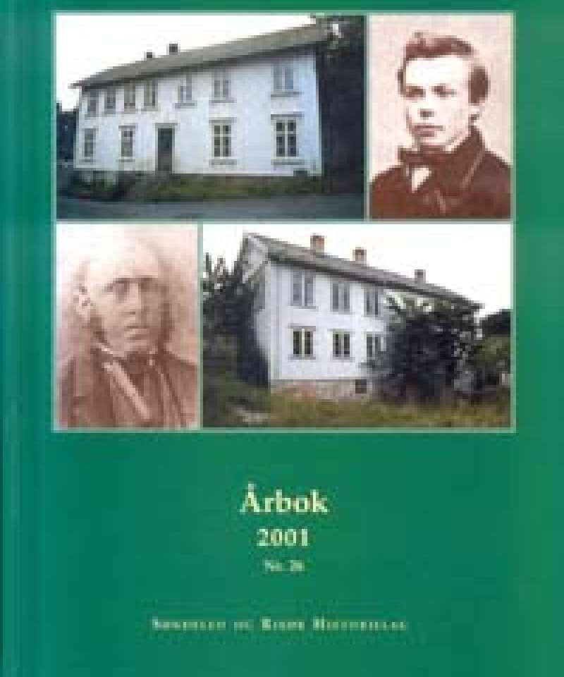 Årbok 2001