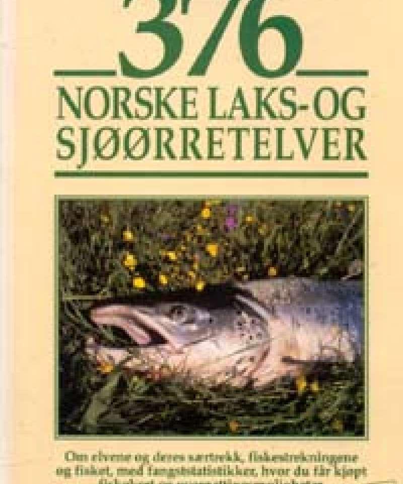 376 Norske laks- og sjøørretelver