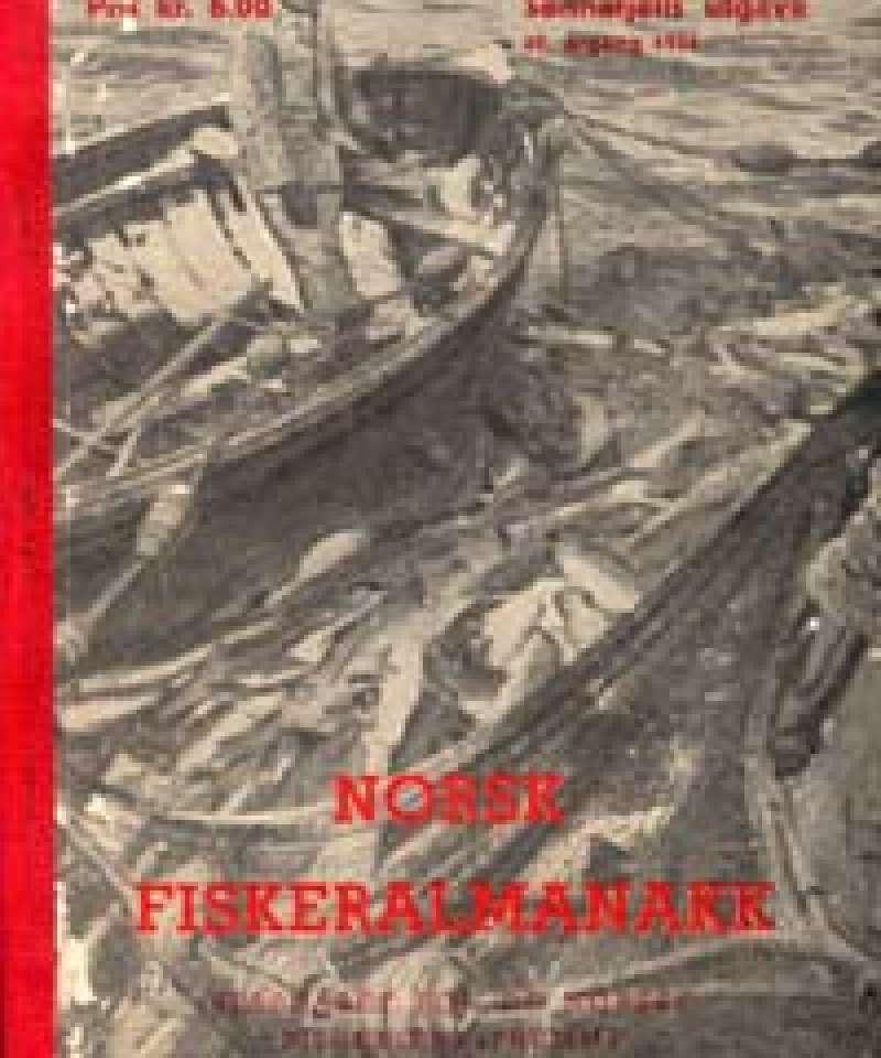 Norsk Fiskeralmanakk