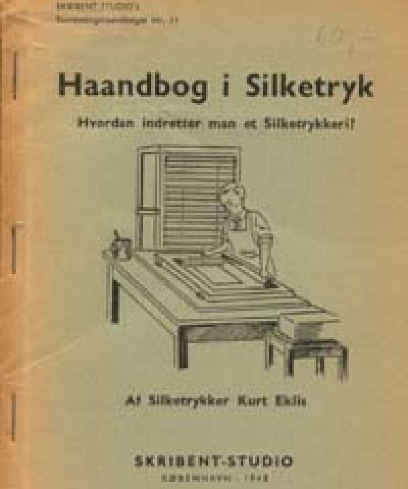 Haandbog i Silketryk
