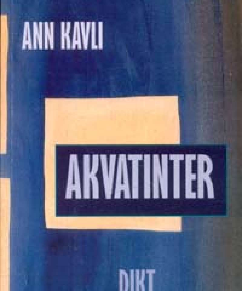 Akvatinter