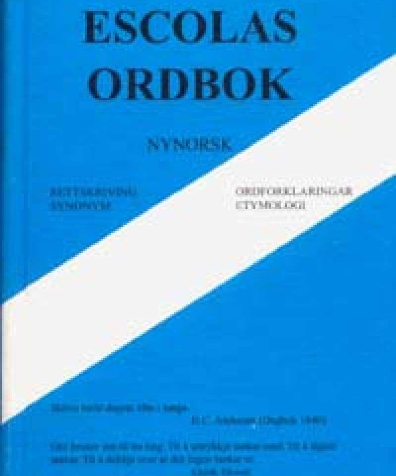 Escolas ordbok