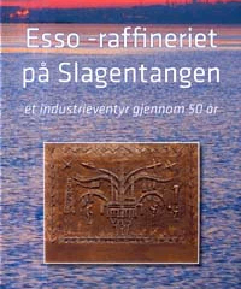 Esso-raffineriet på Slagentangen