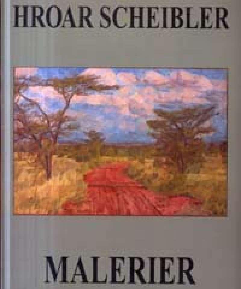 Hroar Scheibler - Malerier