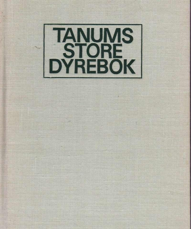 Tanums Store Dyrebok