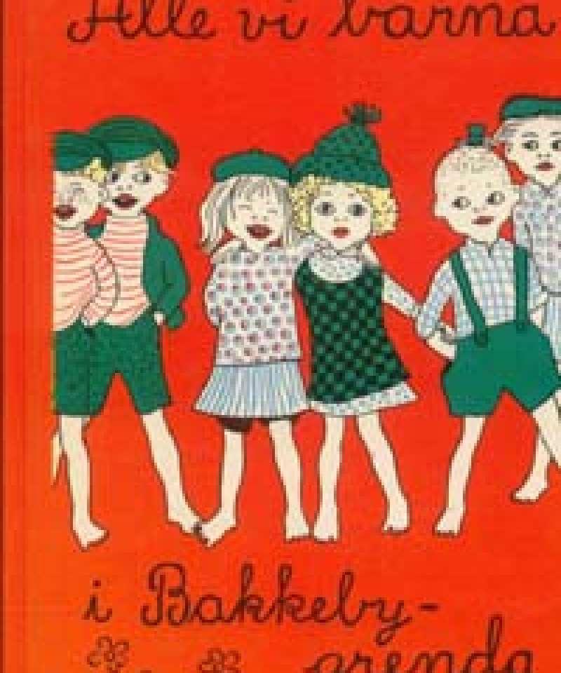 Alle vi barna i Bakkebygrenda