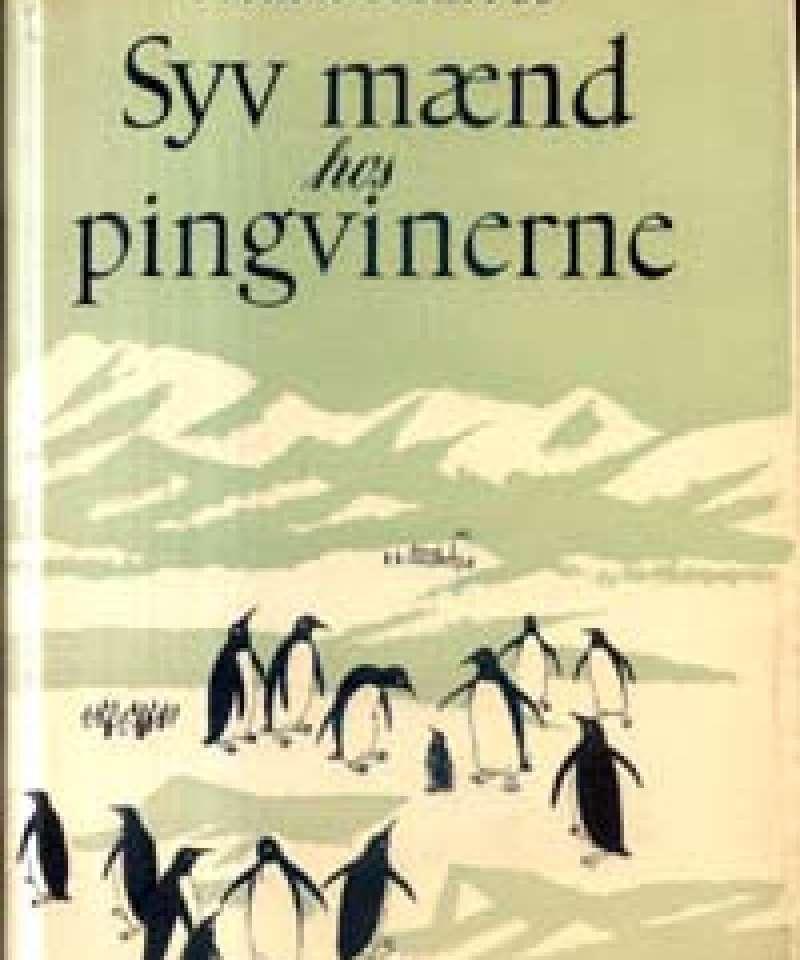 Syv mænd hos pingvinerne