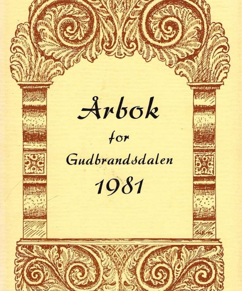 Årbok for Gudbrandsdalen 1981