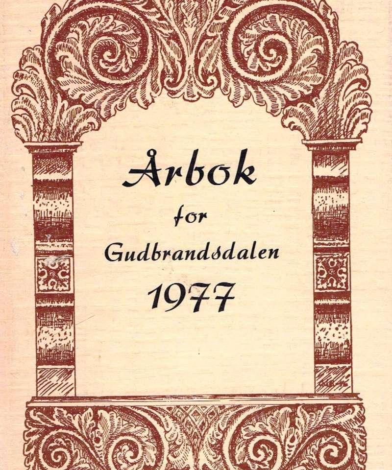 Årbok for Gudbrandsdalen 1977