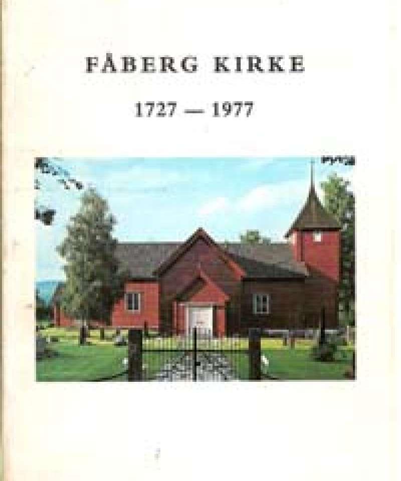Fåberg kirke 1727-1977