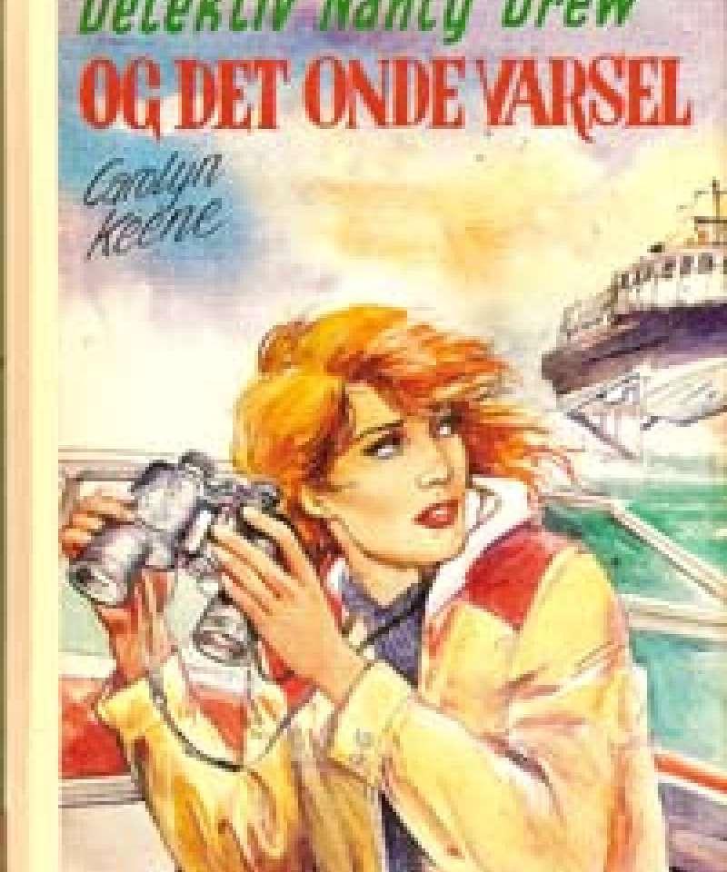 Detektiv Nancy Drew og det onde varsel