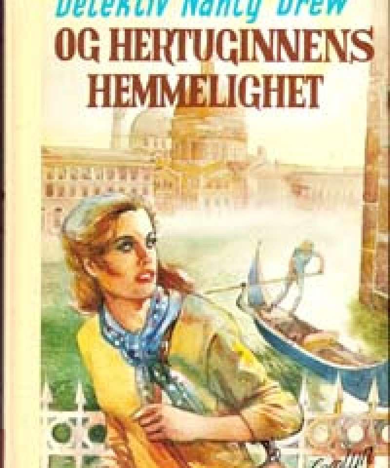 Detektiv Nancy Drew og hertuginnens hemmelighet