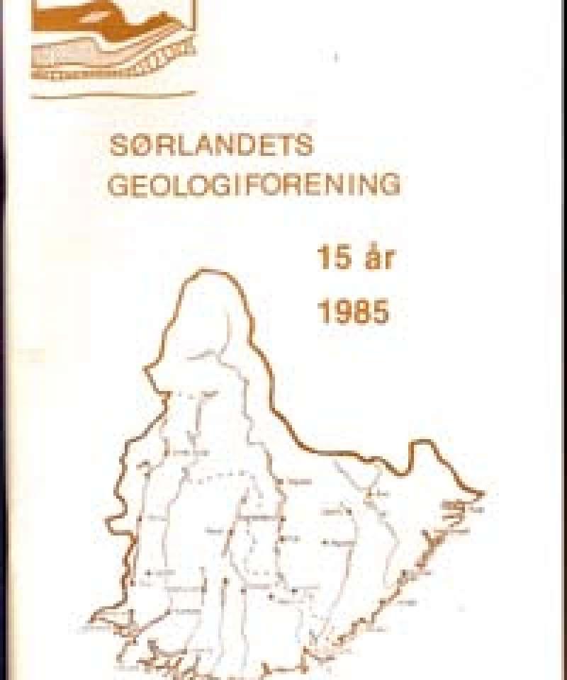 Sørlandets geologiforening 1970-1985